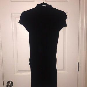 Dresses & Skirts - TIGHT BLACK TURTLE NECK DRESS